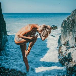 model nude beach france